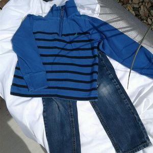 $10 Sale today! Kids bundle jeans and sweater